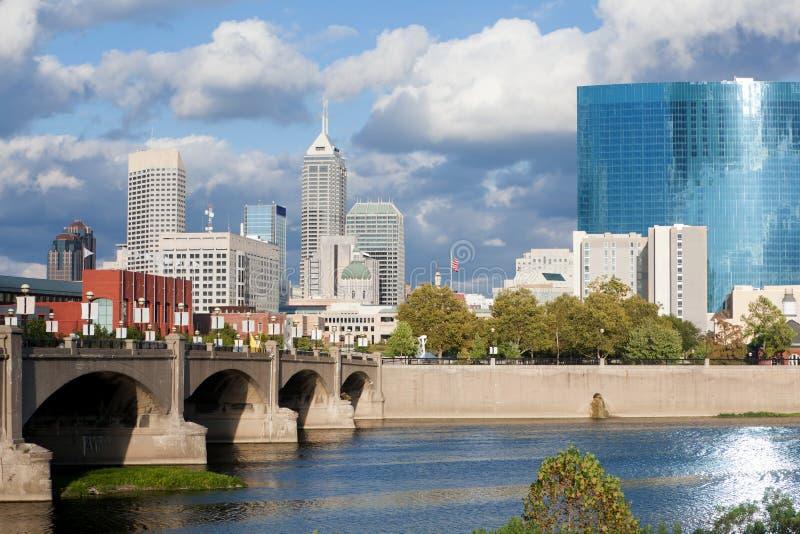 Indianapolis, Indiana image libre de droits