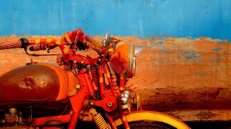 Indianina silnika styl zdjęcie stock