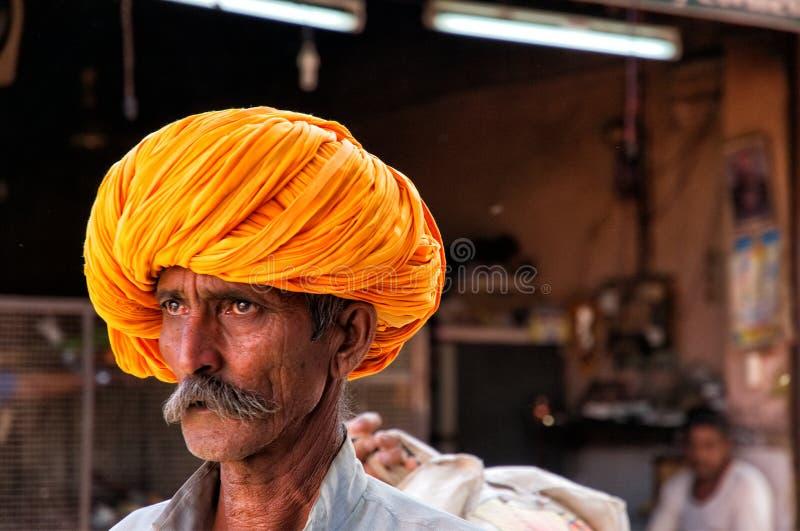 Indiano fiero fotografia stock