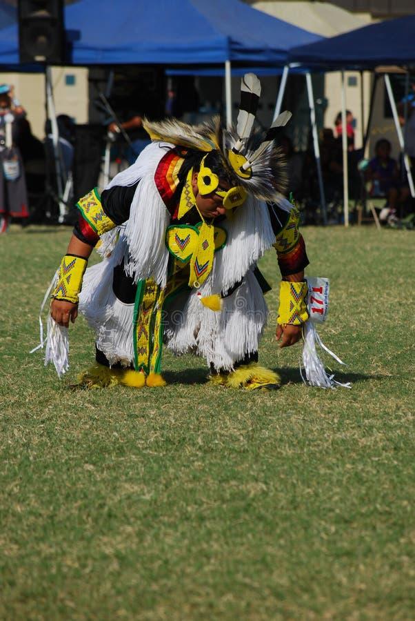 Indianpowen överraskar arkivfoton