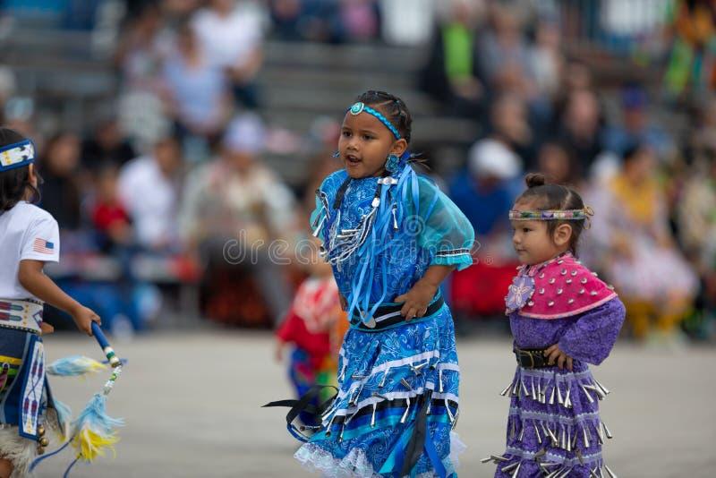 Indiansommarfestival royaltyfri bild