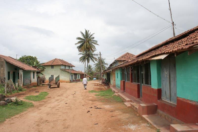 indianvillage 库存图片