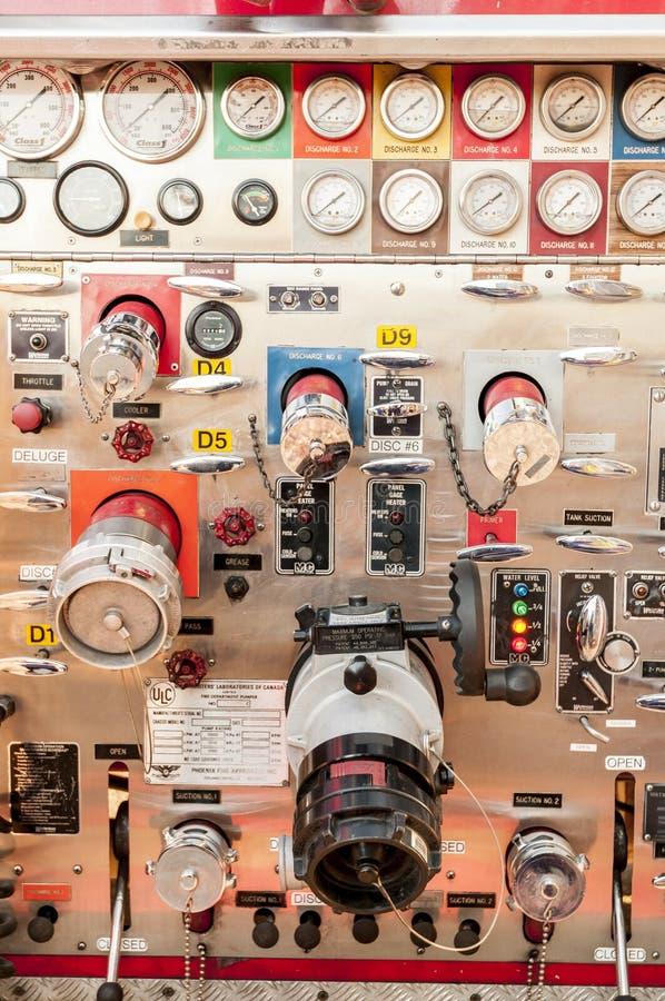 Indicador, aparato de control imagen de archivo