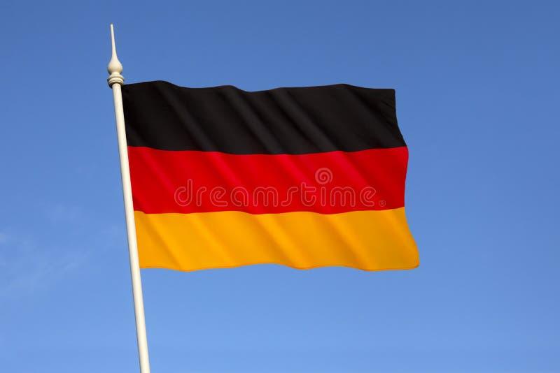 Indicador de Alemania imagen de archivo