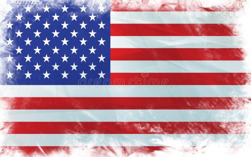 Indicador de América stock de ilustración