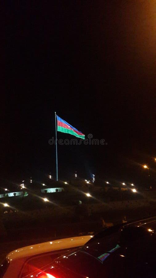 Indicador de Azerbaijan fotos de archivo libres de regalías