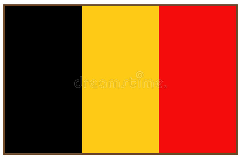 Indicador de Bélgica libre illustration