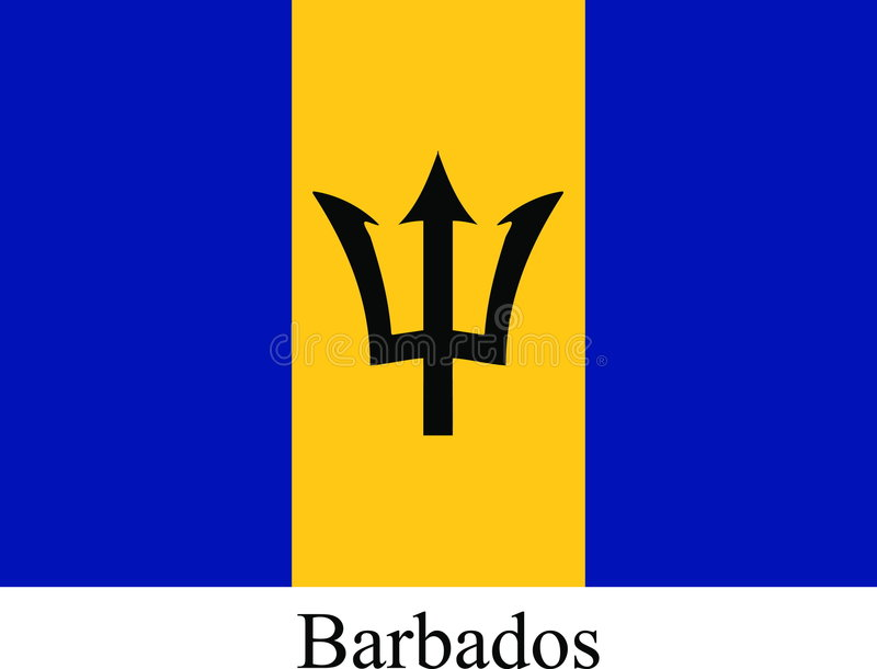 Indicador de Barbados libre illustration