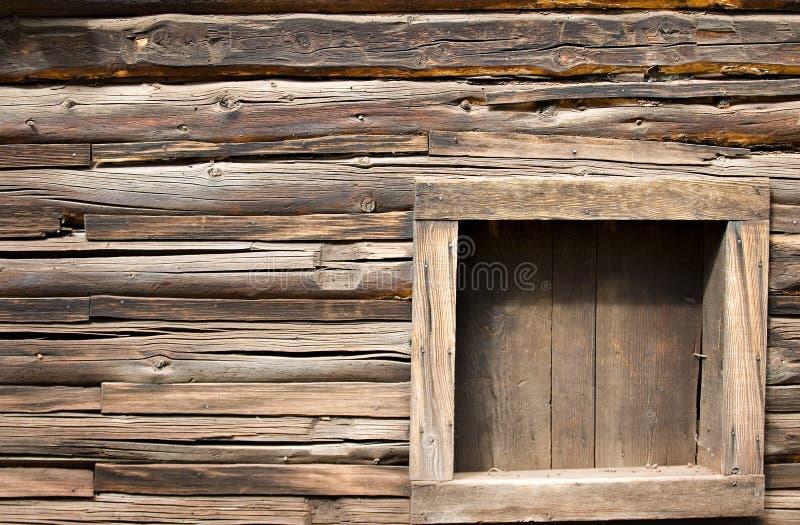 Indicador de cabine velho do registro imagens de stock royalty free