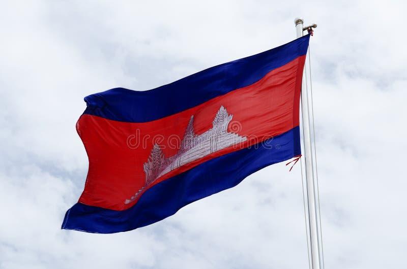 Indicador de Camboya imagen de archivo