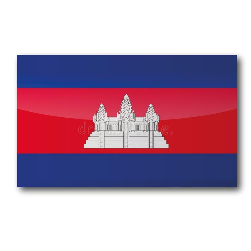 Indicador de Camboya libre illustration