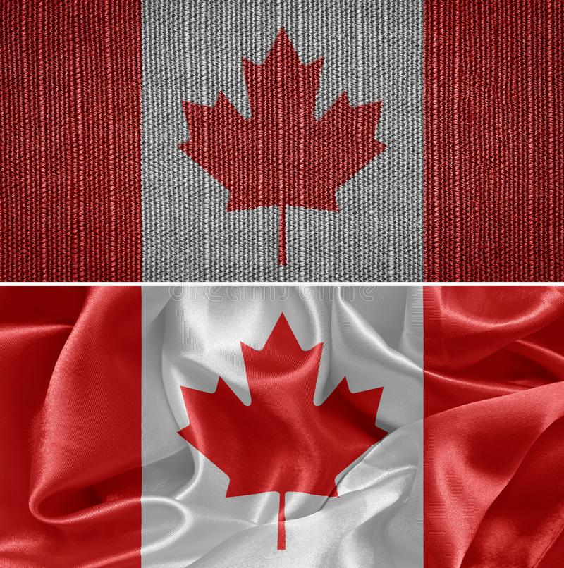 Indicador de Canadá fotografía de archivo libre de regalías