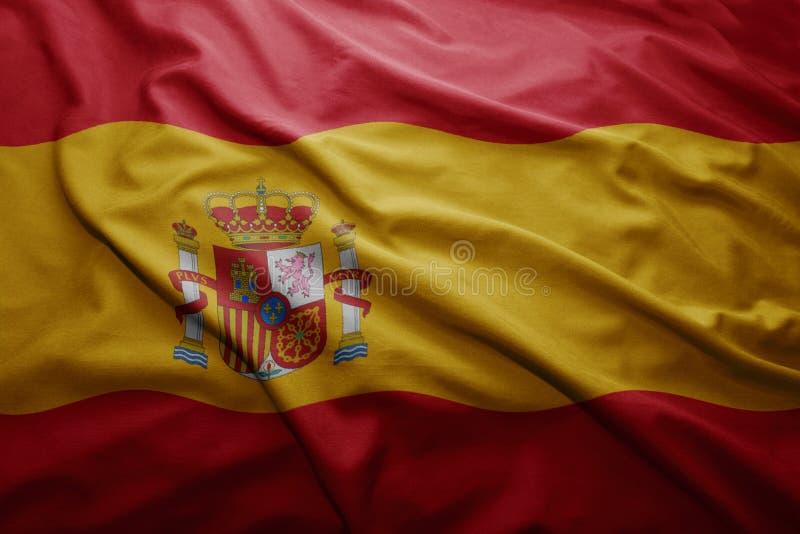 Indicador de España fotografía de archivo