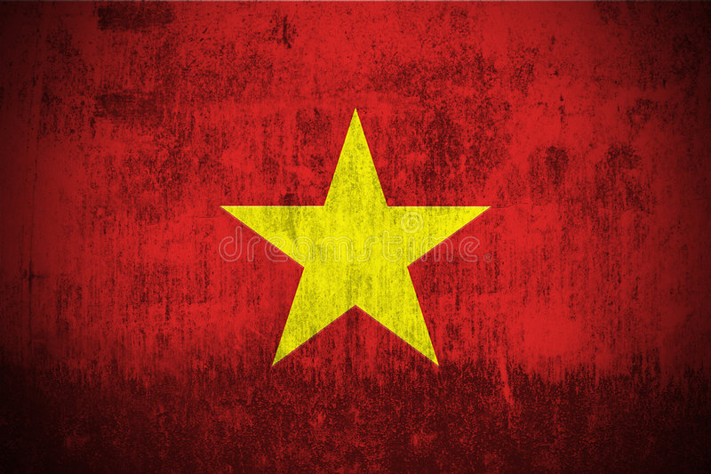 Indicador de Grunge de Vietnam libre illustration