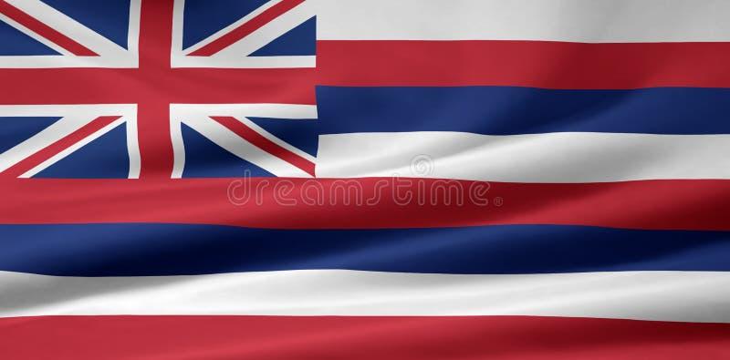 Indicador de Hawaii stock de ilustración