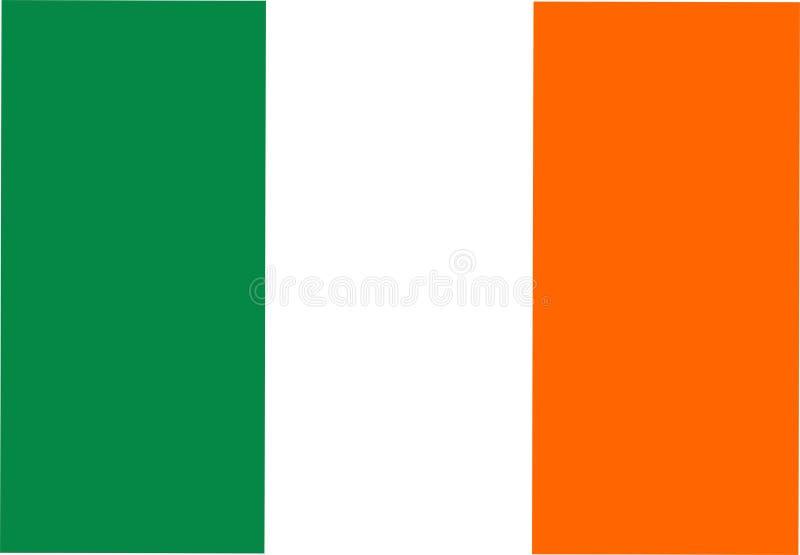 Indicador de Irlanda ilustración del vector