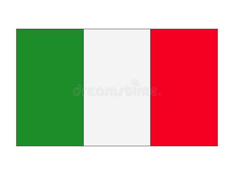 Indicador de Italia stock de ilustración