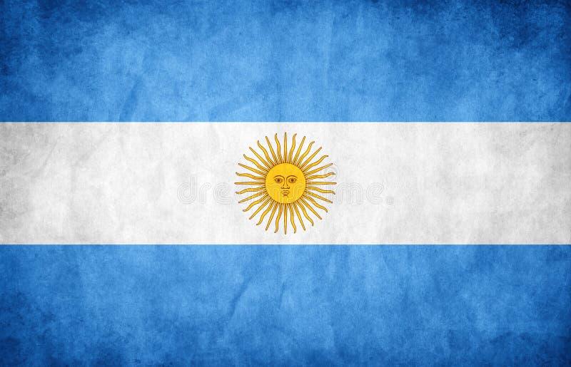 Indicador de la Argentina foto de archivo
