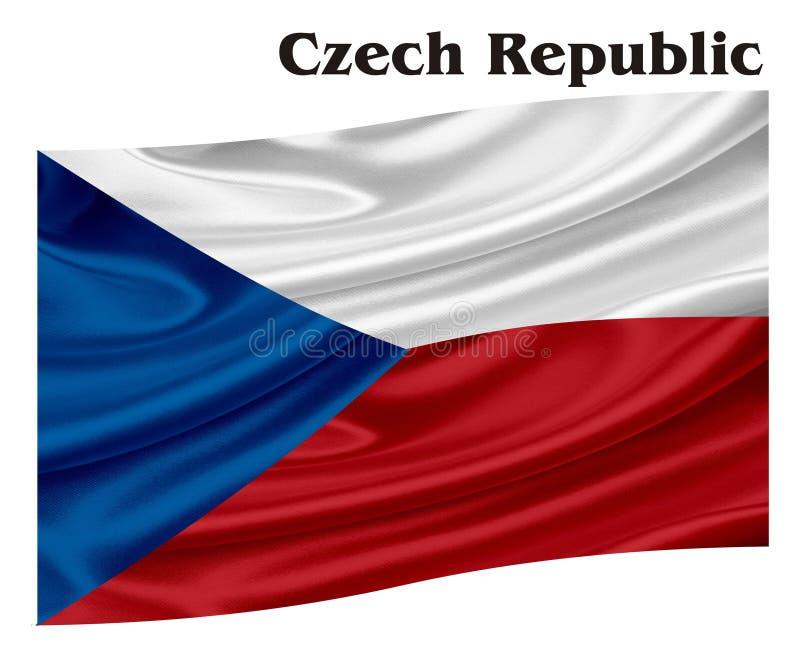 Indicador de la República Checa libre illustration