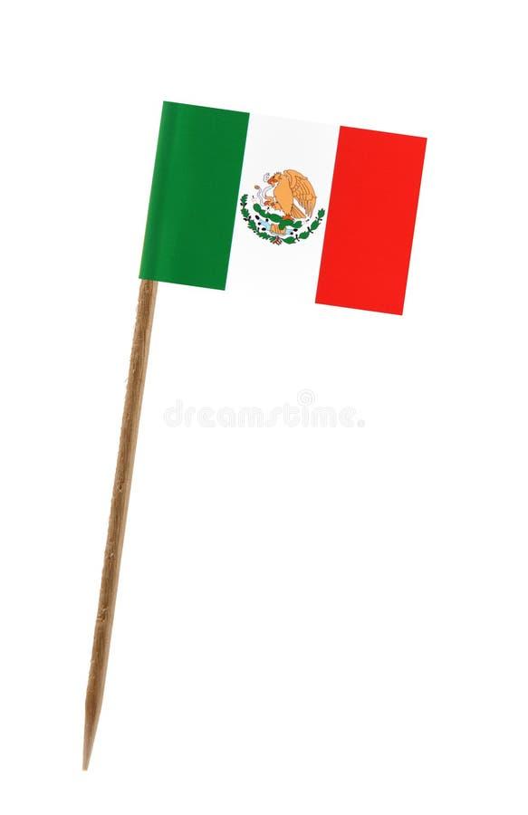 Indicador de México imagen de archivo