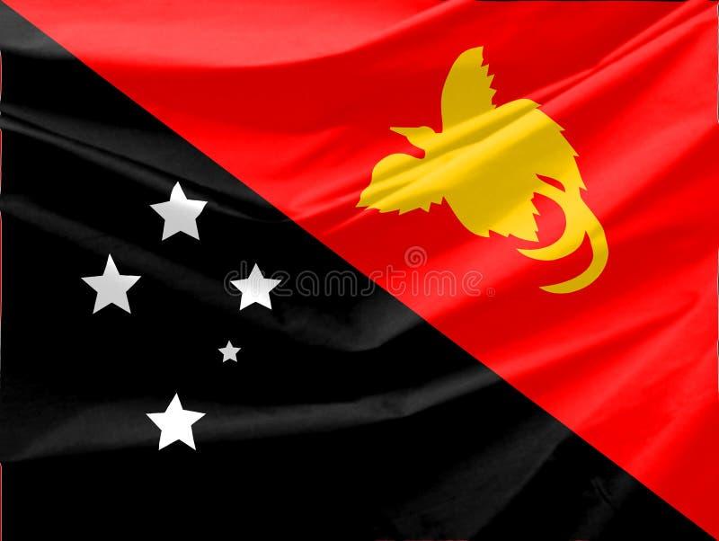 Indicador de Papua Nueva Guinea ilustración del vector