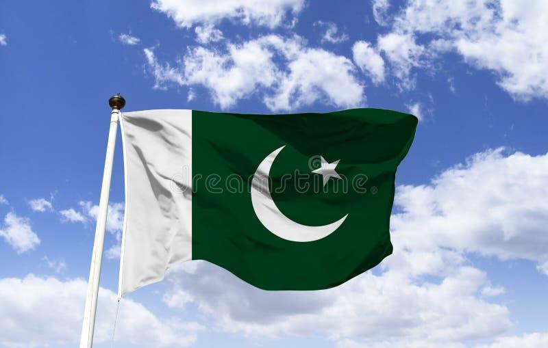 Indicador de Paquist?n Islamabad capital fotos de archivo libres de regalías