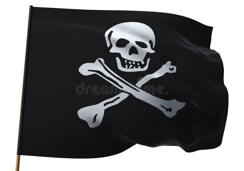 Indicador de pirata imagen de archivo