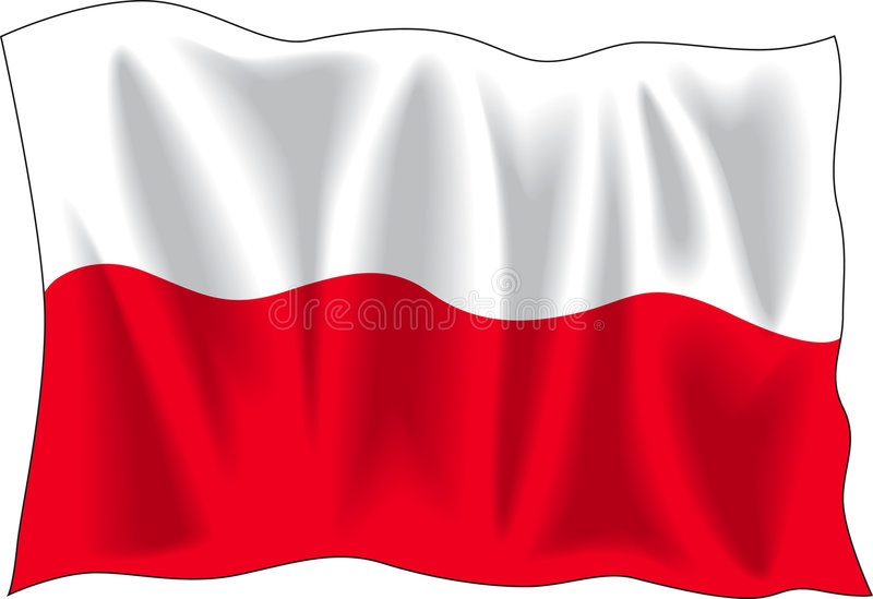 Indicador de Polonia libre illustration