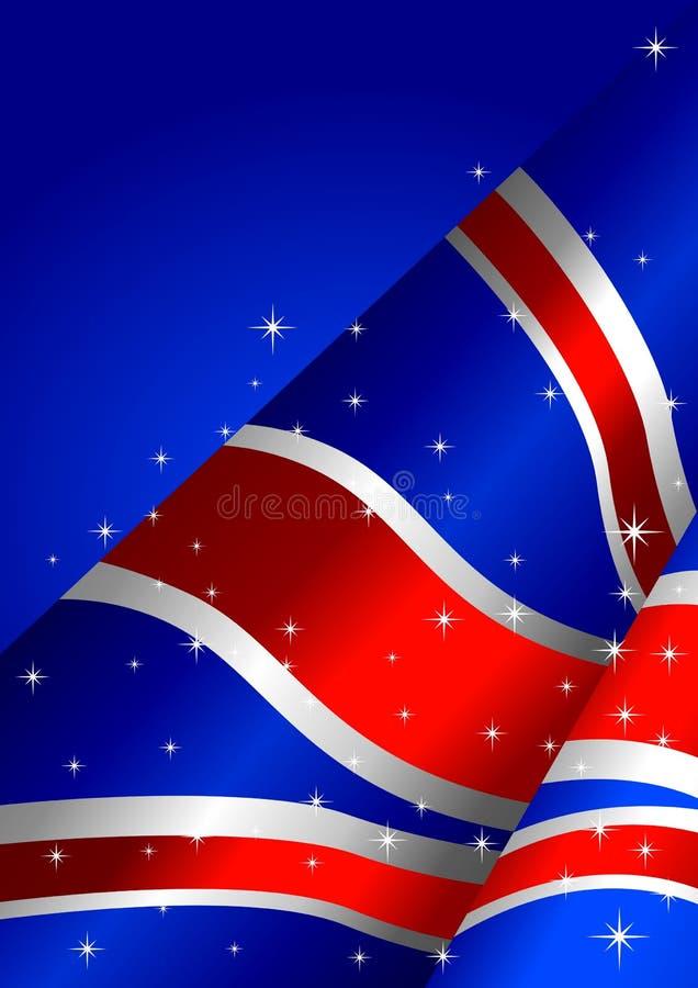 Indicador de Reino Unido ilustración del vector
