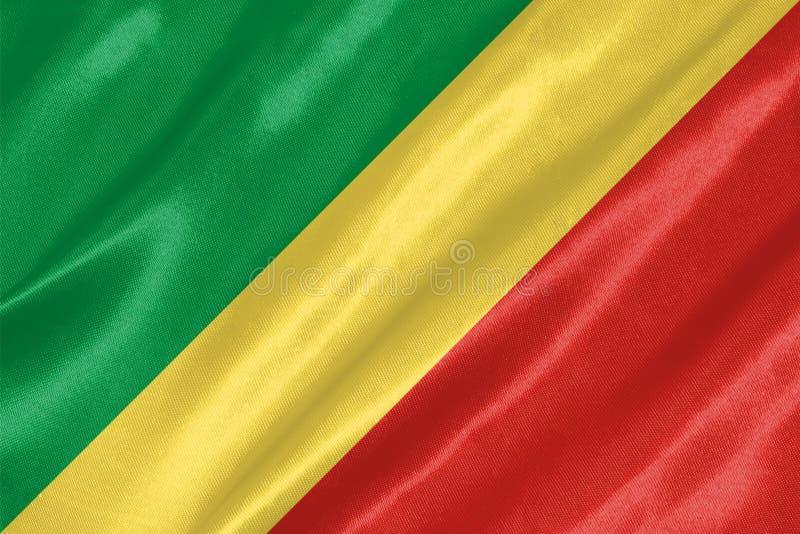 Indicador de Republic Of The Congo ilustración del vector