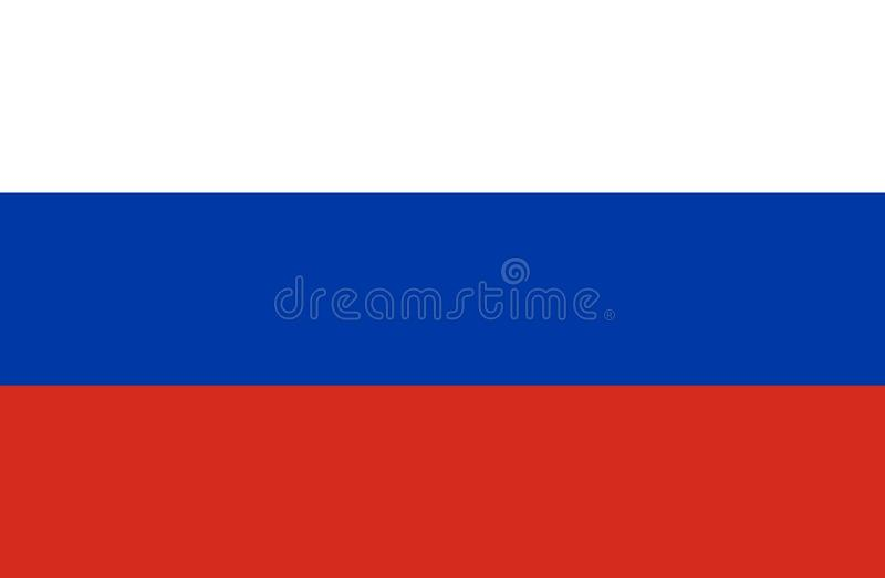 Indicador de Rusia foto de archivo
