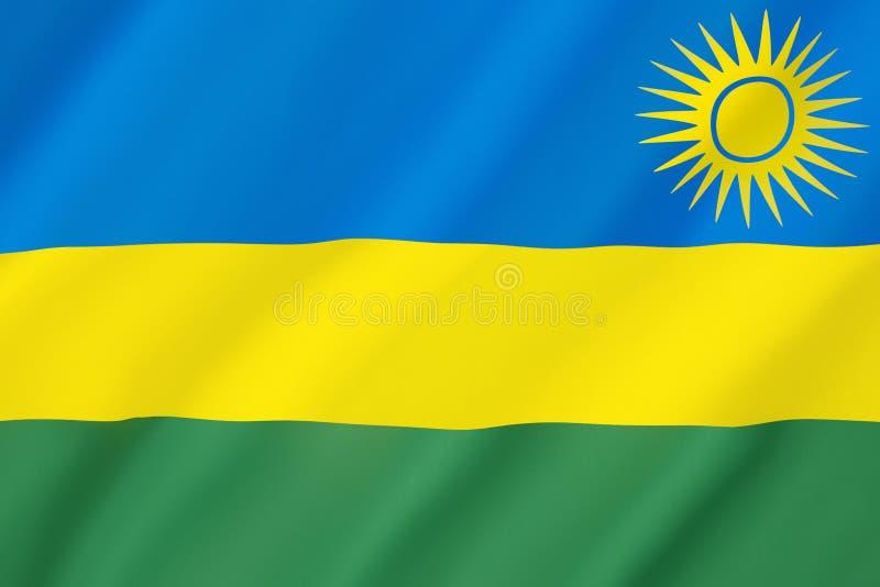 Indicador de Rwanda imagenes de archivo