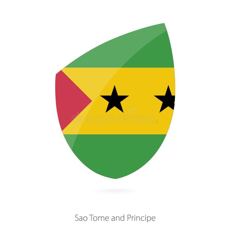 Indicador de Sao Tome And Principe libre illustration