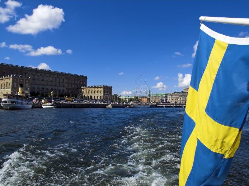 Indicador de Suecia imagen de archivo libre de regalías