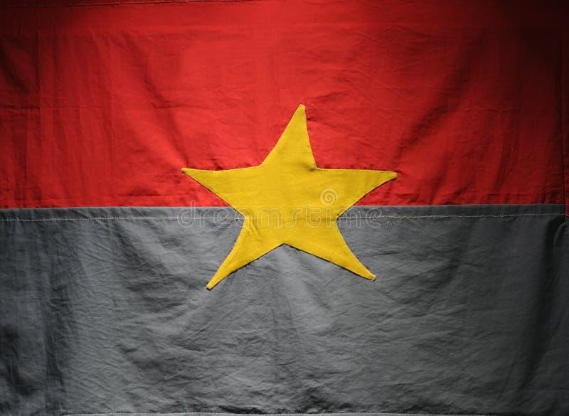Indicador de Viet Cong imagenes de archivo