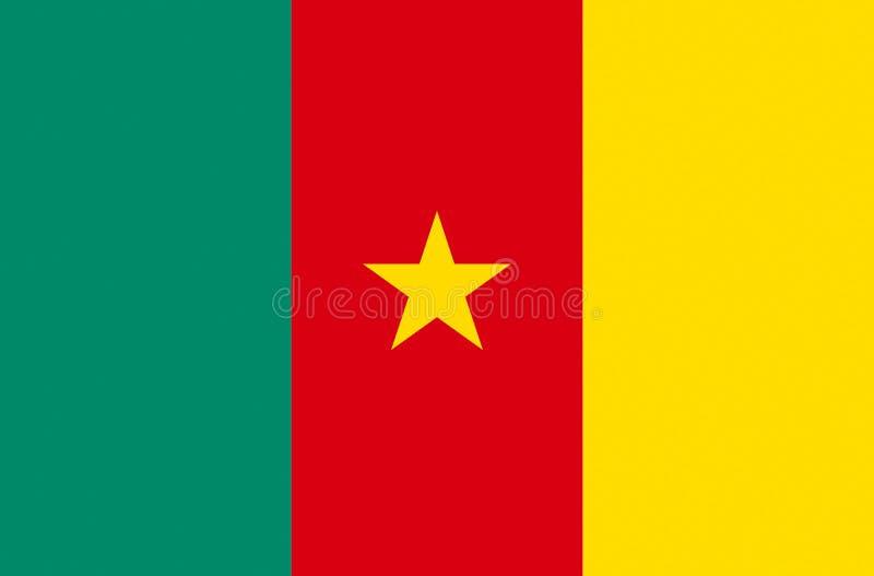 Indicador del Camerún fotos de archivo libres de regalías