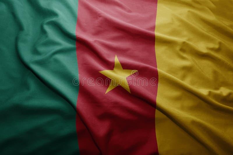 Indicador del Camerún imagen de archivo