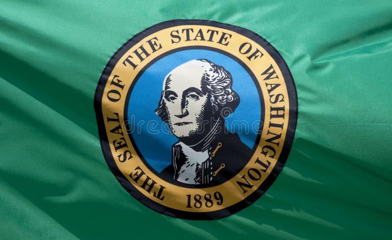 Indicador del estado de Washington foto de archivo