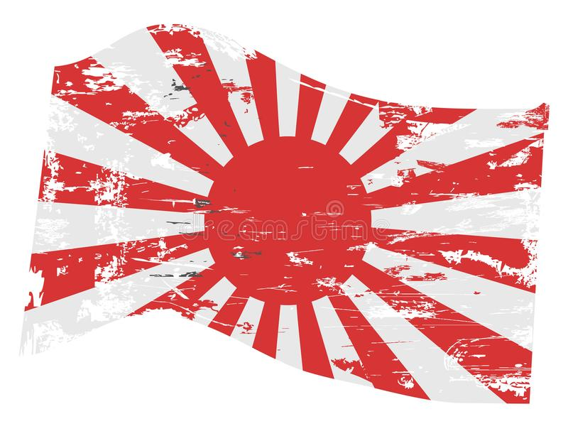 Indicador del japonés de Grunge libre illustration