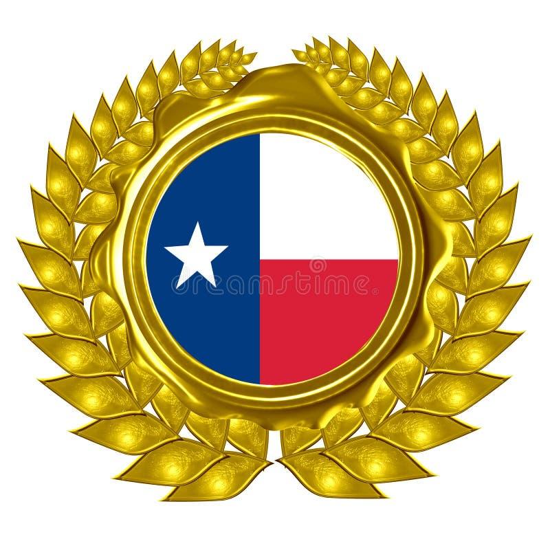 Indicador del Texan libre illustration