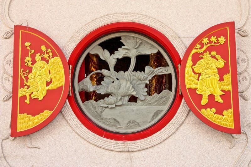 Indicador do estilo chinês. fotografia de stock