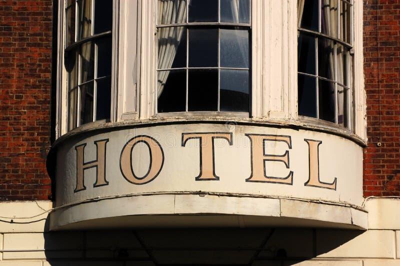 Indicador do hotel imagens de stock royalty free