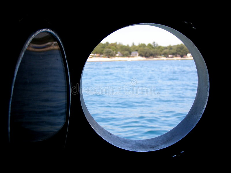 Indicador do mar imagens de stock royalty free