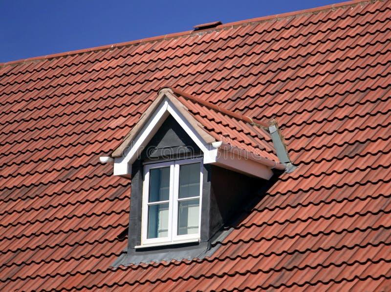 Indicador do telhado imagens de stock