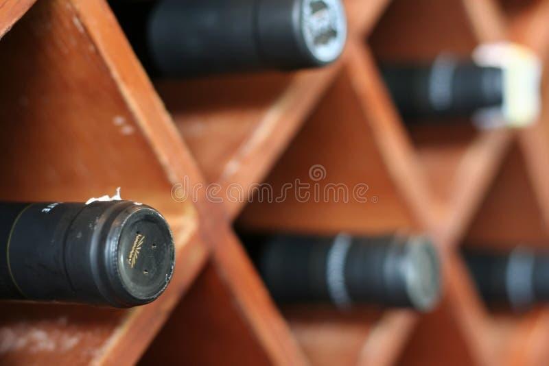 Indicador dos vinhos fotografia de stock royalty free