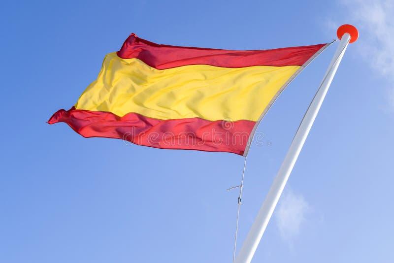 Indicador español imágenes de archivo libres de regalías