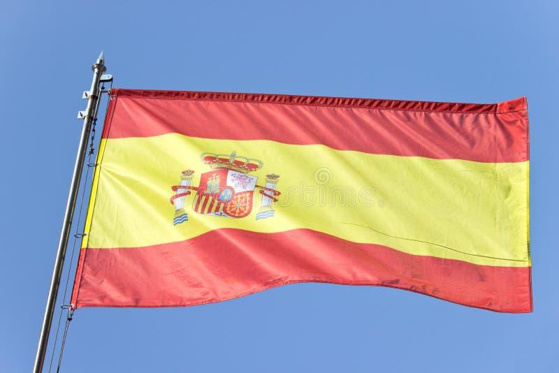 Indicador español fotos de archivo
