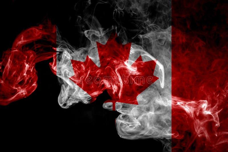 Indicador nacional Canadá fotografía de archivo