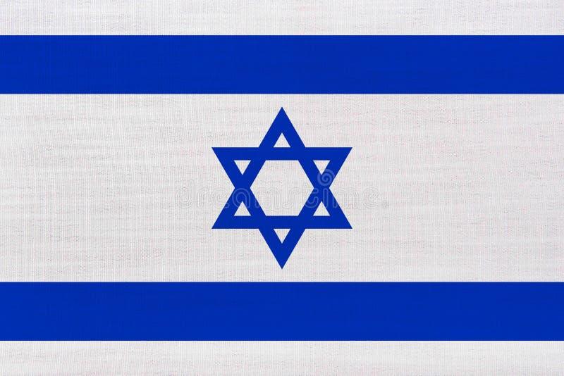 Indicador nacional de Israel imágenes de archivo libres de regalías