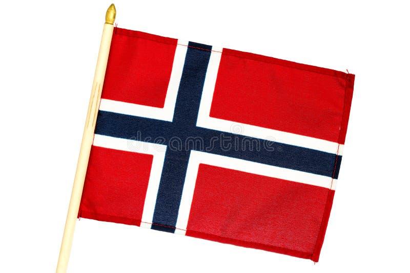 Indicador nacional de Noruega imágenes de archivo libres de regalías